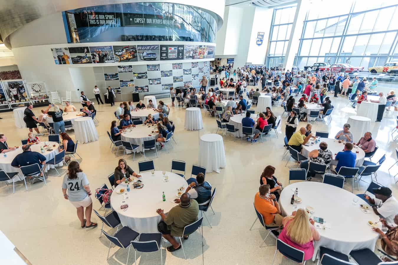 nascar-hall-of-fame-corporate-event